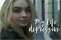 História: Lucaya My life depressive