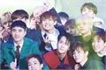 História: Amor , ciúmes , amizade e música Exo BTS