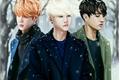 História: Imagine do BTS (jimin, suga, kook) SOBRENATURAL!