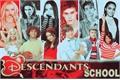 História: Descendants School