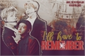 História: I'll have to remember me - Taeseok (HIATUS)