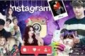 História: Instagram - Vhope