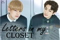 História: Letters in my Closet (Vkook - Taekook)