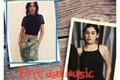 História: Love and music - Camren