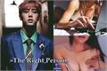 História: The Right Person. (Mark Tuan - GOT7)