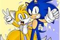 História: As crônicas de Sonic e Tails