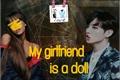 História: My girlfriend is a doll - imagine jungkook
