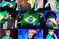 História: Se BTS viesse pro Brasil