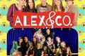 História: Sou Luna e Alex e Co
