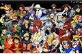 História: Uns Animes pra cuidar