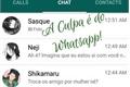 História: A culpa é do Whatsapp