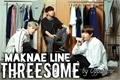 História: Maknae Line Threesome
