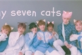 História: My Seven Cats - Imagine BTS - Híbridos