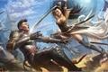 História: Combate mortal - interativa