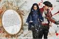 História: Descendentes - Queen and Hook?