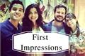 História: First Impressions