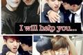 História: I will help you... (Jikook)