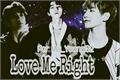 História: Love Me Right - Imagine Baekhyun ( Repostando )