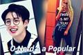 História: O Nerd e a Popular - Imagine BTS