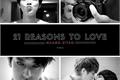 História: 21 Reasons to love Huang ZiTao.
