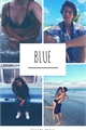 História: Blue - Nash Grier