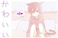 História: Cute (One-Short) (Yaoi Lemon) (My precious Neko 2)