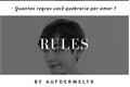 História: No rules ' Kim Taehyung ' imagine ' kth