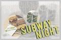 História: Subway Night
