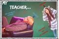 História: My Teacher - BTS - (Taehyung)