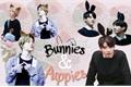 História: Bunnies and Puppies