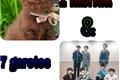História: 1 híbrida e 7 garotos (BTS)