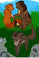 História: BrambleXSquirrel