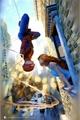 História: Peter Parker and Mia Stark