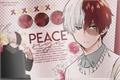 História: Peace Sign - Imagine Todoroki