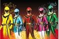 História: Power Ranger Força Mística