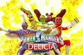 História: Power Rangers: Delícia