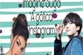 "História: Imagine Suga ""A gótica"" (Instagram)"