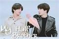 História: My Half Brother (Vkook,Taekook).