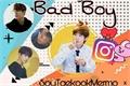 História: Bad Boy - ABO - Taekook
