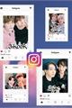 História: Instagram - Markson, Jikook,2jae, Namjin ,Taegi