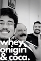 História: Whey, onigiri e coca