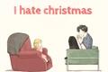 História: I Hate Christmas - JohnLock