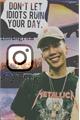 História: Instagram Jay Park