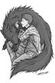 História: Na toca do lobo
