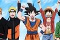 História: Batalha de animes
