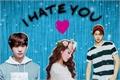 História: I hate you- imagine Lee Felix e Hwang Hyunjin