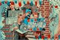 História: Love Out Of Books - Minsung
