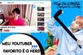 História: Meu Youtuber preferido é o nerd -Instagram Jikook BTS-