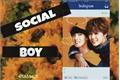 História: Social Boy - Instagram Jikook