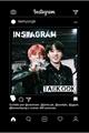 História: Instagram - TaeKook